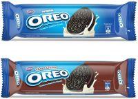 Cadbury Oreo Crème Biscuit Combo 1200g (Vanilla X 5 Units + Chocolate X 5 Units)- Amazon