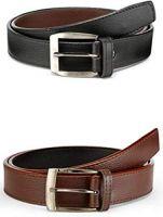 Sylan Men's Formal Belts Combo- Amazon