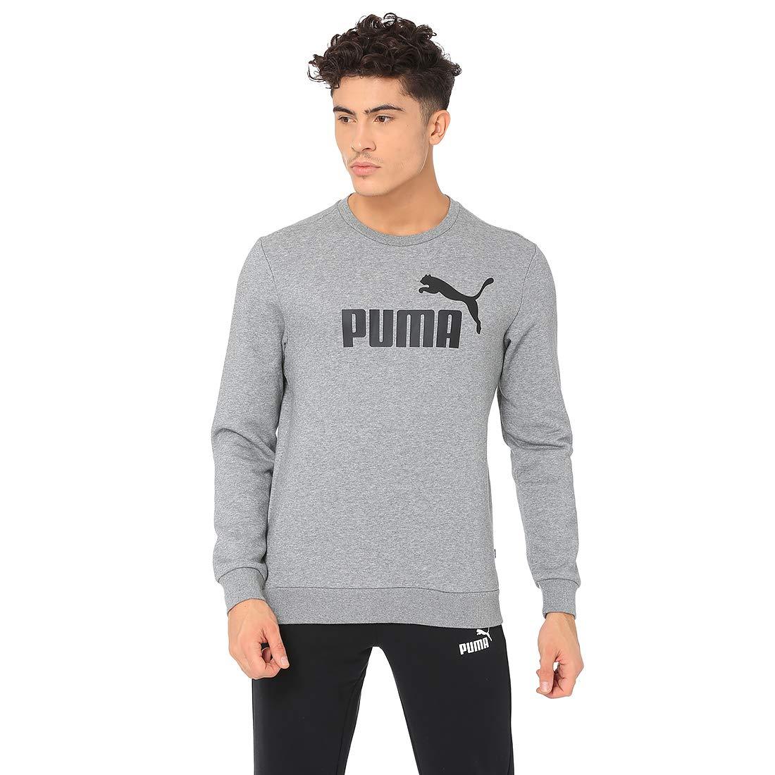 75% Off on Puma Men's Sweatshirt Starts from- Amazon