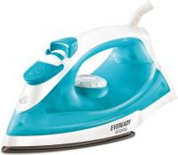 Eveready SI1200 1200 W Steam Iron  (Green)- Flipkart