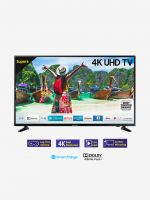 [Axis Card Users] Samsung 138 cm (55 Inches) Smart 4K Ultra HD LED TV 55NU6100 (1+2* Years Warranty)- Tatacliq
