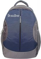 Dussle Dorf 2318 22L Laptop Backpack (Navy Blue and Gray)- Amazon