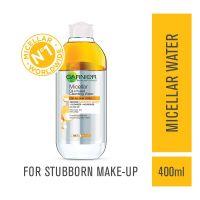 Garnier Skin Naturals, Micellar Oil-Infused Cleansing Water, 400ml- Amazon