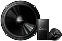 Pioneer TS-C601IN Separate 2 Way Component Speaker (Black)- Amazon