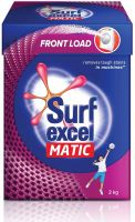 Surf Excel Matic Front Load Detergent Powder, 2 kg- Amazon