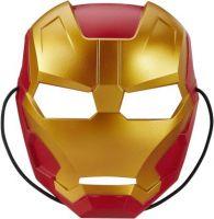 Marvel Classic Mask Iron Man (Multi Color)- Amazon