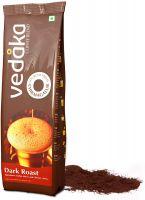 Vedaka Roast and Ground Coffee (Dark Roast), 500 g (80:20)- Amazon