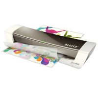 [LD] Leitz iLAM A4 Home Office Laminator Dark Grey with Fast Warm-Up Time, 125 Microns (Dark Grey)- Amazon