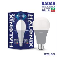 Halonix Radar B22 LED Bulb Radar 10 W (White)- Amazon