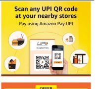 [Specific User] Amazon Scan & Pay Rs.100 and Get Flat 35 Cashback [1st Transaction in Dec]- Amazon