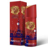 Set Wet Global Global Edition Perfume Spray For Men 120 ml- Amazon