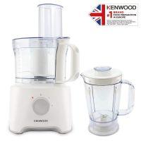Kenwood FDP303WH 800-Watt Food Processor (White)- Amazon