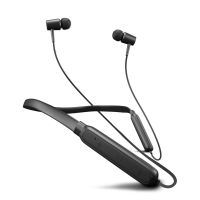 [LD] Flybot Action in Ear Wireless Bluetooth Neckband and Magnetic Earbuds, IPX4 Water Resistant Sports Earphones, Built-in Mic (Black)- Amazon