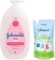 Johnson's...