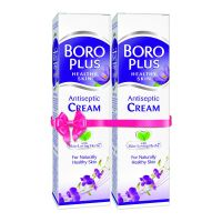 Boro Plus Antiseptic Cream, 80ml Pack Of 2,160 ml- Amazon