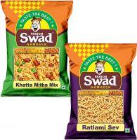 Swad Namkeen Ratlami Sev & Khatta Meet...
