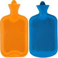 HealthEmate soft Non Electrical 2 L Hot Water Bag(Blue, Orange)- Flipkart