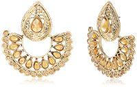 Zaveri Pearls Drop Earrings For Women...