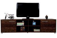 DeckUp Uniti TV Stand and Home Entertainment Unit (Wenge, Matte Finish)- Amazon