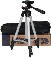 m memore 40.2-inch Portable Camera Tripod with 3 Dimensional Head and Quick Release Plate- Amazon