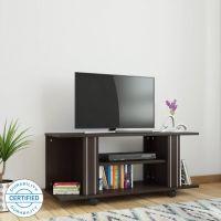 Valtos Engineered Wood TV Entertainment Unit(Finish Color - Wenge)- Flipkart