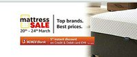 Home & Kitchen Store Upto 60% OFF ( Mattress Sale 20-24 March) + 5% ICICi Ban...
