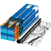 Story@Home Aluminum Foil - 9 m(Pack Of 4)- Amazon