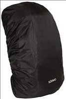 Amazon Brand - Solimo Rain & Dust Cover for Backpack (30 litres, Black)