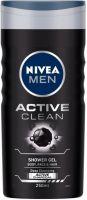 Nivea Men Active Clean Shower Gel(250 ml)- Flipkart