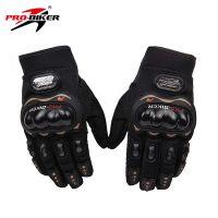 Probiker PROBK03 Full Racing Motorcycle Gloves (Black, Medium)- Amazon
