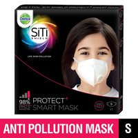 Dettol Anti Pollution Mask N95 Siti Shield
