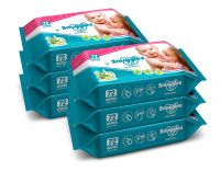Snuggles Baby Wet Wipes With Aloe Vera...