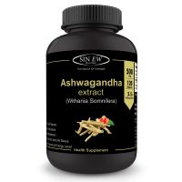 [LD] Sinew Nutrition 500 Mg Ashwagandha General Wellness Tablets - 120 Count- Amazon