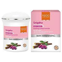 VLCC Snigdha Skin Whitening Night Cream, 50g- Amazon