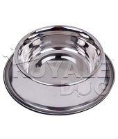 Royale Dog Anti Skid Non Tip Small Dog Bowl, 400 ml- Amazon
