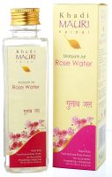 Khadi Mauri Herbal Rose Water, 250ml- Amazon