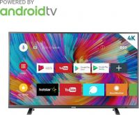 MarQ by Flipkart 109 cm (43) Ultra HD (4K) LED Smart Android TV  (43SAUHD)- Flipkart
