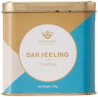 Goodwyn Organic Darjeeling Tea, 100g- Amazon