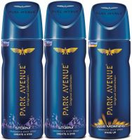 Park Avenue Storm Deodorant Spray  -  For Men  (450 ml, Pack of 3)- Flipkart