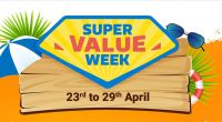 Super Value Week 23rd to 29th Apr- Flipkart