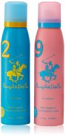 Beverly Hills Polo Club Deodorant For Women, 150ml (Pack Of 2)- Amazon