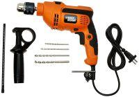 Black & Decker KR554RE 550-Watt 13mm Variable Speed Reversible Hammer Drill Machine- Amazon