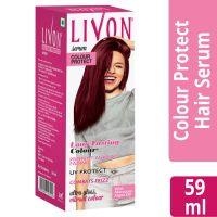 [Pantry] Livon Color Protect Hair Serum For Women, 59 ml- Amazon