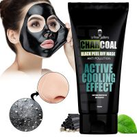 Urbangabru Charcoal Peel-Off Mask, 60g- Amazon