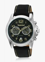 Timberland Pickett Tbl.14518Js/02A Black/Grey Dual Time-Date Analog Watch- Jabong