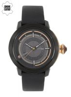 Titan Charcoal Analogue Watch 2525Kl01_Bbd- Jabong