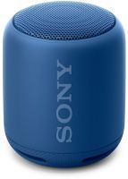 Sony Extra Bass SRS-XB10 Portable Splash-proof Wireless Speakers with Bluetooth and NFC (Blue)- Amazon