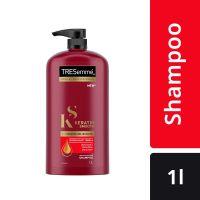 TRESemme Keratin Smooth Shampoo, 1000ml- Amazon