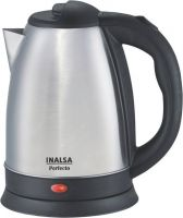 Inalsa perfecto Electric Kettle(1.5 L, black and silver)- Flipkart