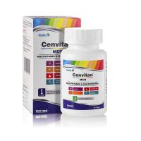 Healthvit Cenvitan Men Multivitamins and Multiminerals Tablets - 60 Tablets- Amazon